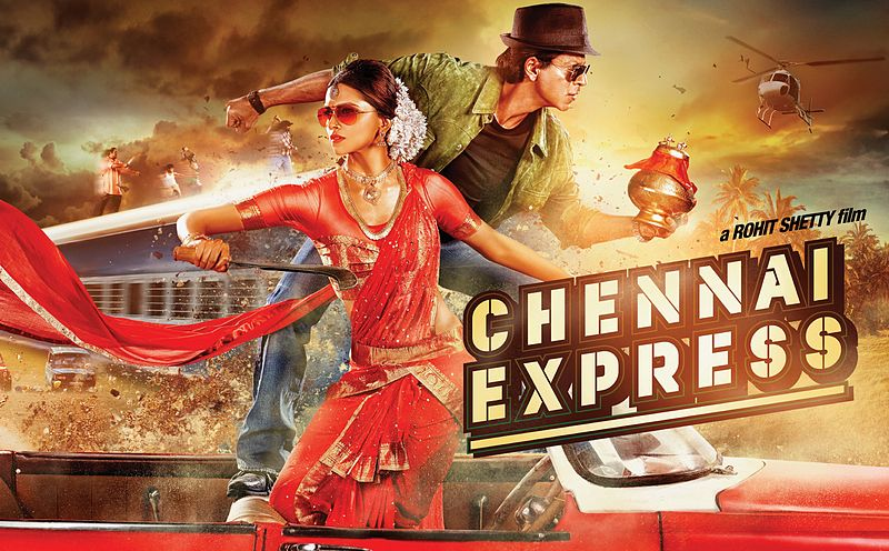 Chennai Express Hindi Movie Video Songs Now Playing In Trivandrum