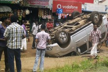 kerala police road accidents