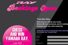 Yamaha ray Book online