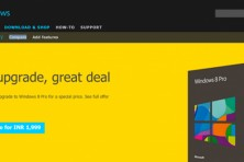 Download Windows 8 for Rs 1999 - Special Offer*