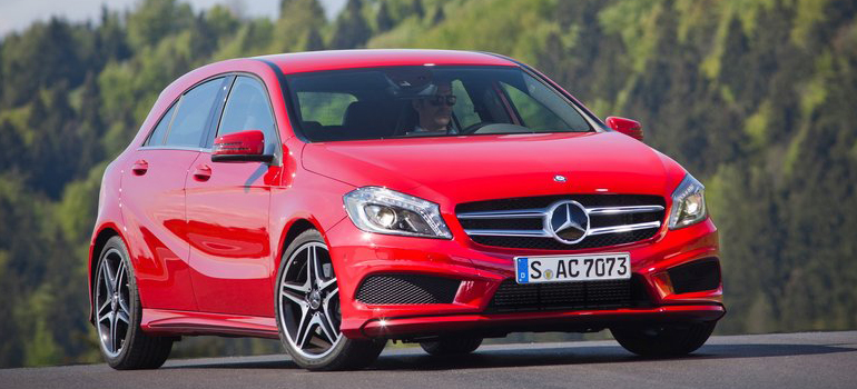 Mercedes-Benz Joins the Indian Hatchback Club: The A-Class