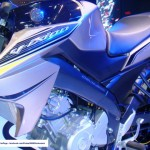 Yamaha V-Ixion 2013 white black