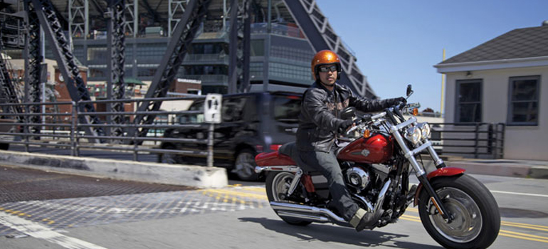 Harley-Davidson Fat Bob in India for Rs 12.8 Lac
