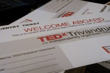 TEDx to inspire with ideas