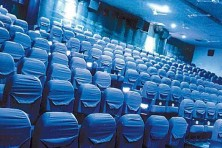 Mobile detectors in Theaters