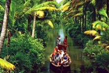 Kerala second top tourism spot in India