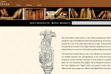 Kerala State Central Library gets 'Digital Archives'