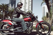 Harley-Davidson Breakout unveiled!