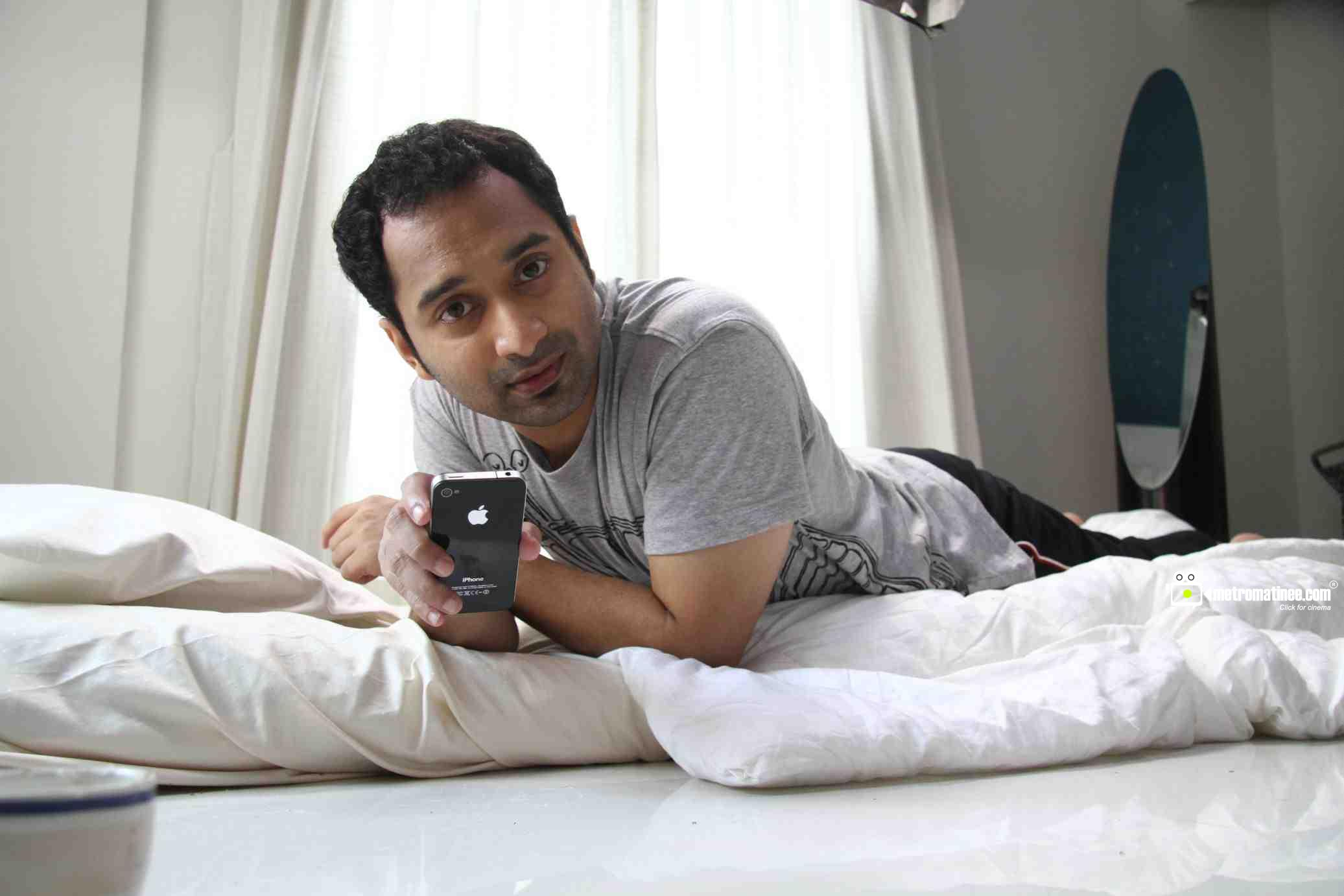 Fahad fazil in Sathyan Anthikad's Next!
