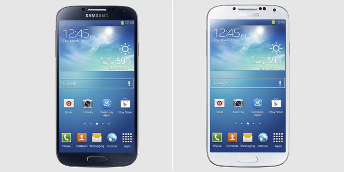 Galaxy S4 Cover Pic
