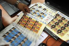 Now you can use your photo as a Postage Stamp