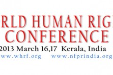 Trivandrum to host World Human Rights Conference