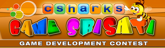 'Game Srishti' - A game development contest for students