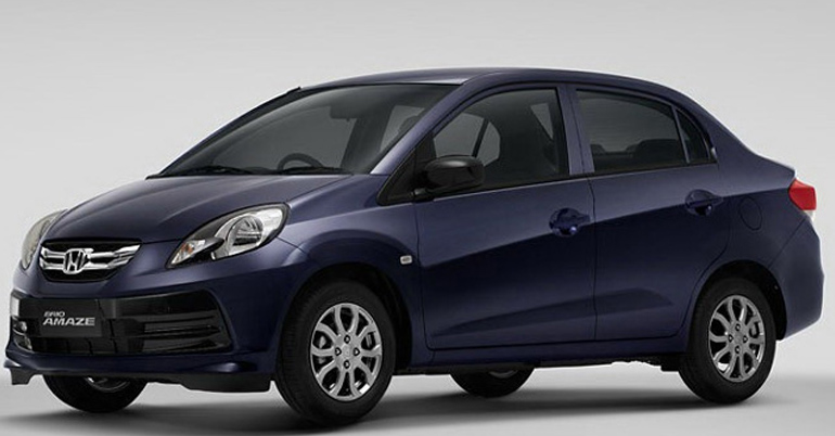 Honda Amaze diesel launched in India at Rs. 5.99 lakh