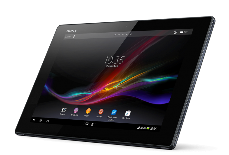 Wordt Hulp-overlay voor sony xperia z tablet specifications and price in india (who