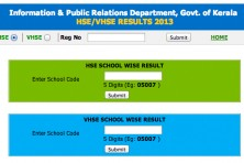 Kerala Plus two Results 2013 Announced! Check results here