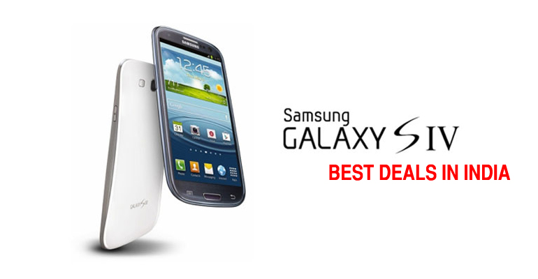 Samsung Galaxy S4 Best online deals for May 2013