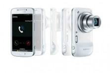 Samsung Galaxy S4 Zoom with 16MP camera & 10x optical zoom