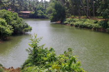 Clean-up project for the Karamana river launched