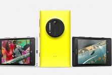 Nokia Launches Lumia 1020 with 41 Megapixel camera