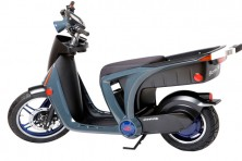 GenZe STS – Mahindra's new electric scooter