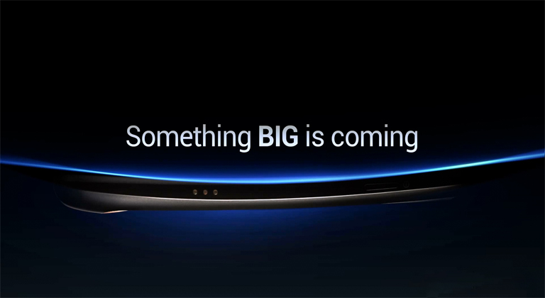 Samsung to introduce smartphone with curved display