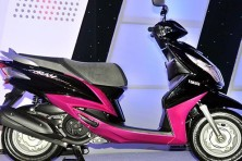 Yamaha launches Ray Precious Edition