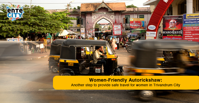 Women-Friendly Autorickshaw
