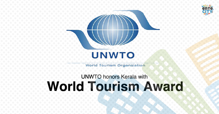 UNWTO honors Kerala with World Tourism Award