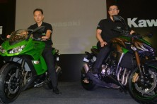 Kawasaki launches Ninja 1000 and Z1000 at Rs12.5 lakh