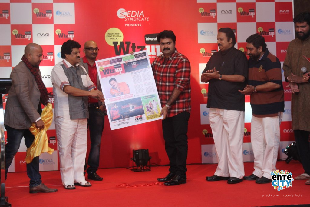 'Wtzup' magazine launched in Trivandrum