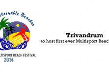 Trivandrum to host first ever Multisport Beach Festival