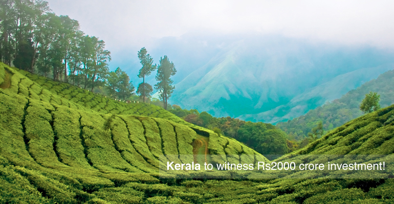 Kerala to witness Rs2000 crore investment!