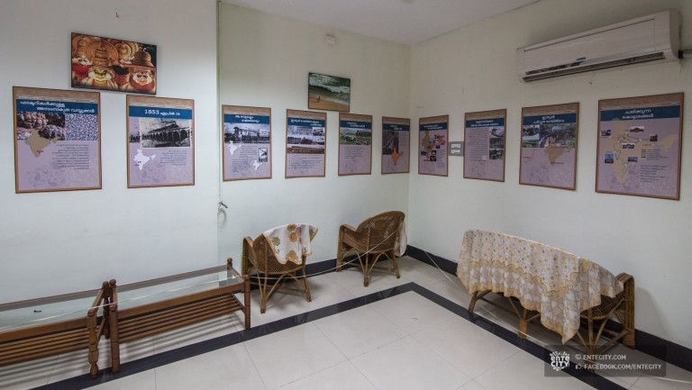 Exhibition commemorating 160th year of Indian Railways gifted a raw experience!