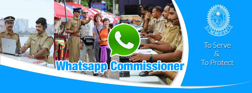 WhatsApp' to connect public and Kerala Police!