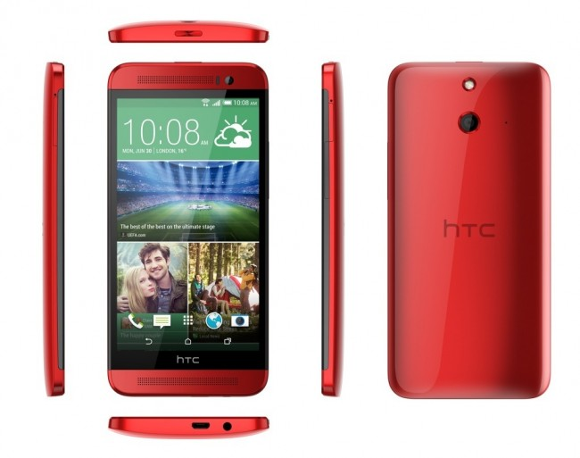 HTC One (E8) Front