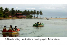 3 New boating destinations coming up in Trivandrum