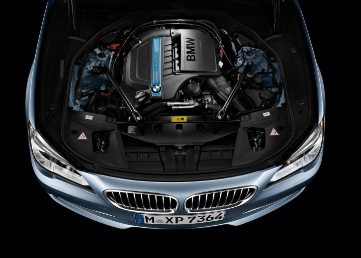 BMW 7 Series-Active-Hybrid Engine