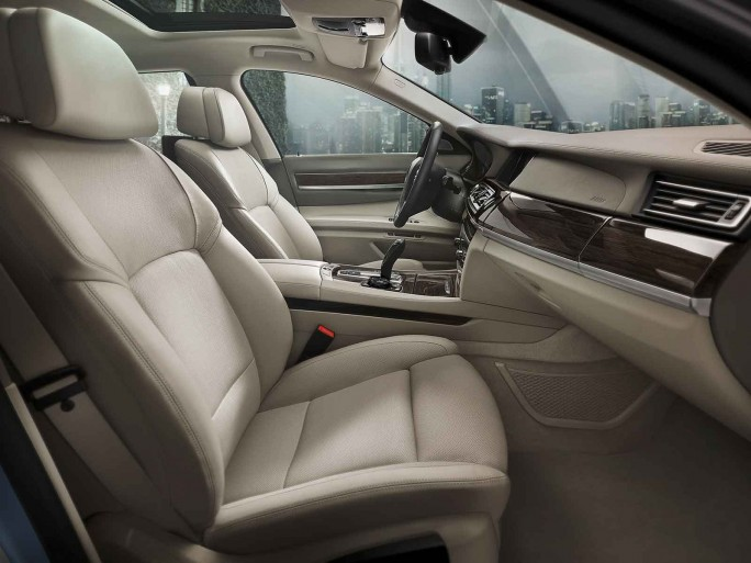 BMW 7 Series-Active-Hybrid Interiors