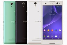 Meet Sony Xperia C3 the 'Selfie phone' | Specs detailed