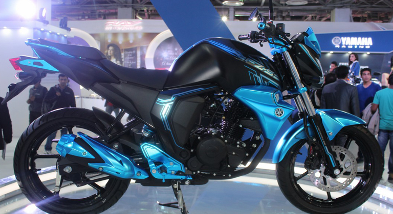 New 2014 Yamaha FZ Version 2.0 launched at Rs 76,250