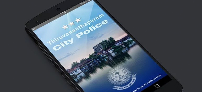 Trivandrum city police launches mobile app to curb crime