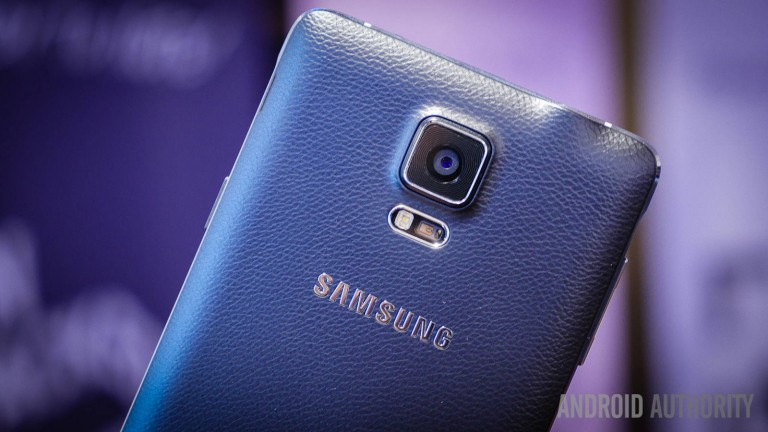 Samsung Galaxy Note 4 Camera