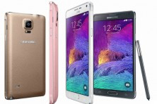 Samsung Galaxy Note 4 and Note Edge with curved display unveiled| Specs and Price Detailed