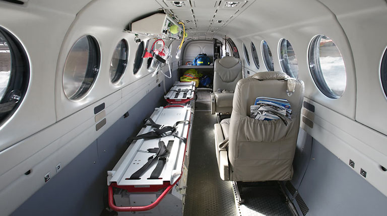 Air-Ambulance coming to Kerala within 2 months!