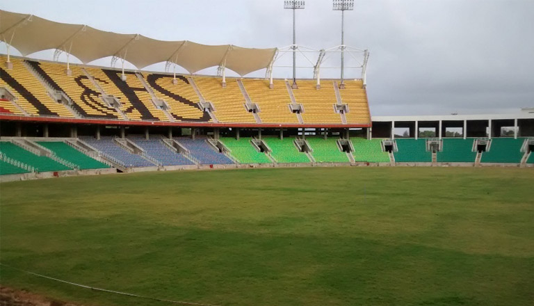 Trivandrum International Stadium: Photo Credits:  Viveks