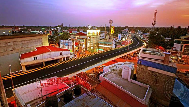 Thakaraparambu Flyover finally opens to public!