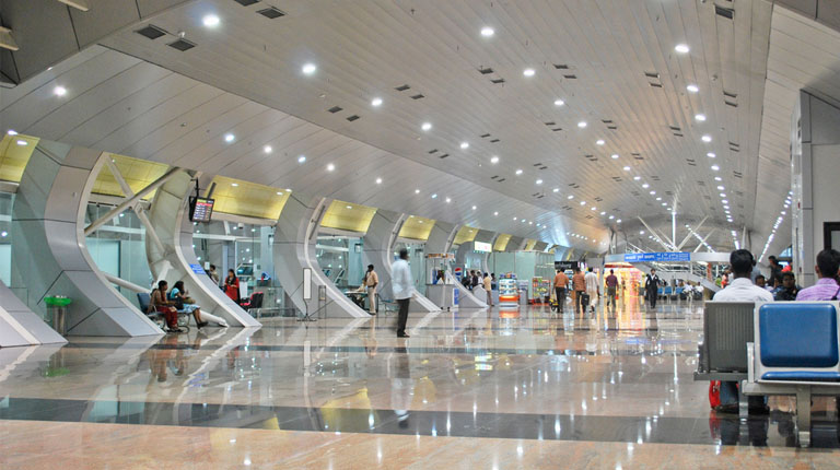 Trivandrum International Airport to have a Parallel taxi track!