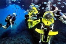Bond Safari, The Under Water Safari coming soon to Kovalam!
