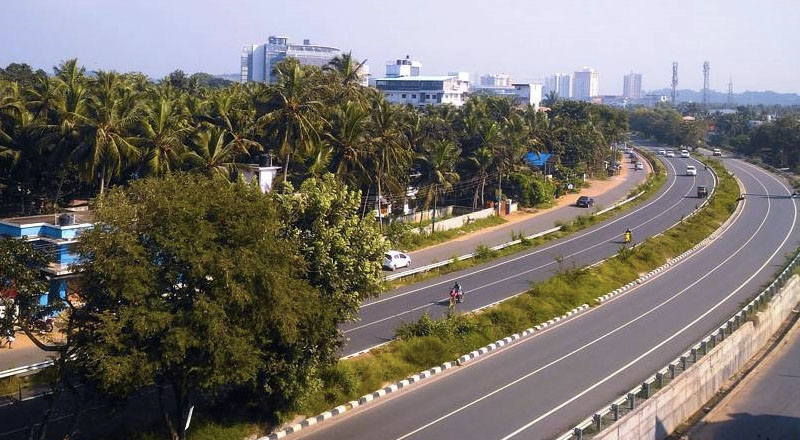 Photo Credit: Nihaz, Location NH66 Bypass near Technopark Phase III